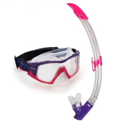 Комплект маска + трубка VERSA COMBO Aqua Lung sport