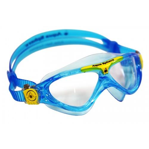 Детские очки для плавания Aqua Sphere Vista Junior (2-6 лет)