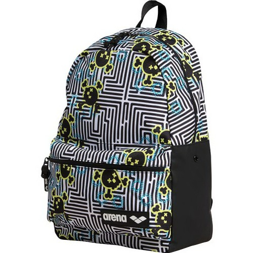 Рюкзак Arena TEAM BACKPACK 30 ALLOVER crazy labyrinth