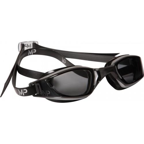 Очки для плавания Xceed Michael Phelps silver/black